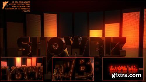 VideoHive Showbiz Element Logo 23602147