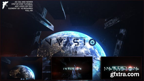 VideoHive Epic Space Logo 23616821
