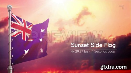 Australia Flags Pack 219195