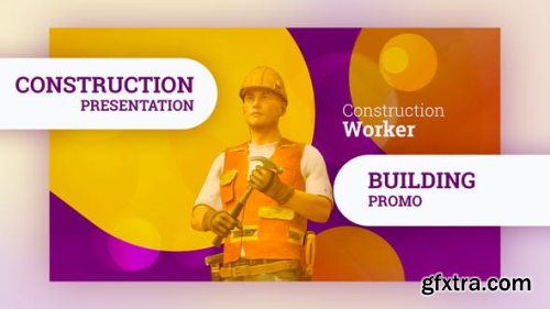VideoHive Building Corp - Construction Promotion 23820422