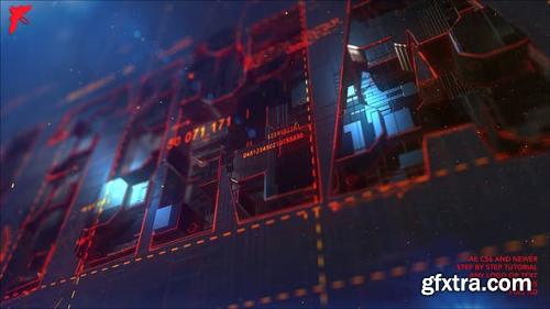 VideoHive Transforming Element3D Logo 22717989