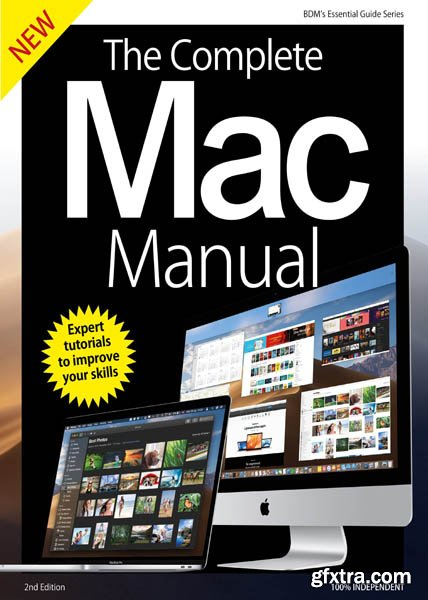 The Complete Mac Manual – 2nd Edition 2019