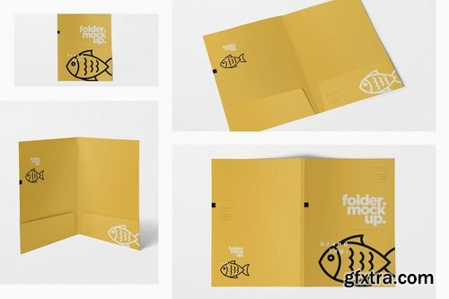 Folder Mockups