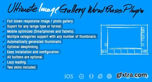 CodeCanyon - Ultimate Image Gallery Wordpress Plugin v1.0 - 21806828