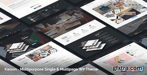 ThemeForest - Kwoon v1.0.19 - Multipurpose WordPress Theme - 11780107
