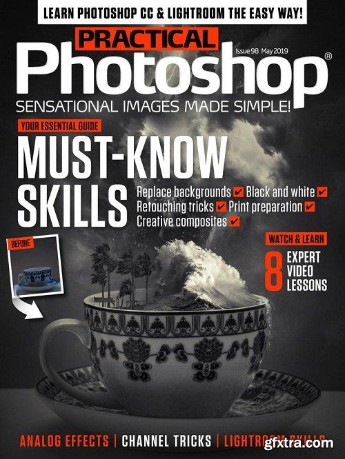 Practical Photoshop - May 2019
