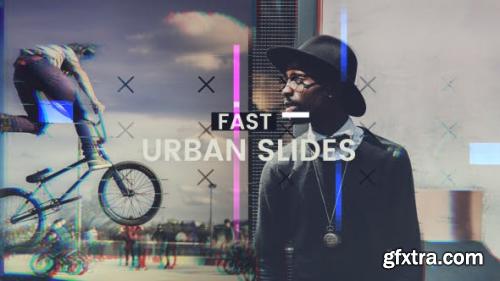 VideoHive Fast Urban Slides 20507897
