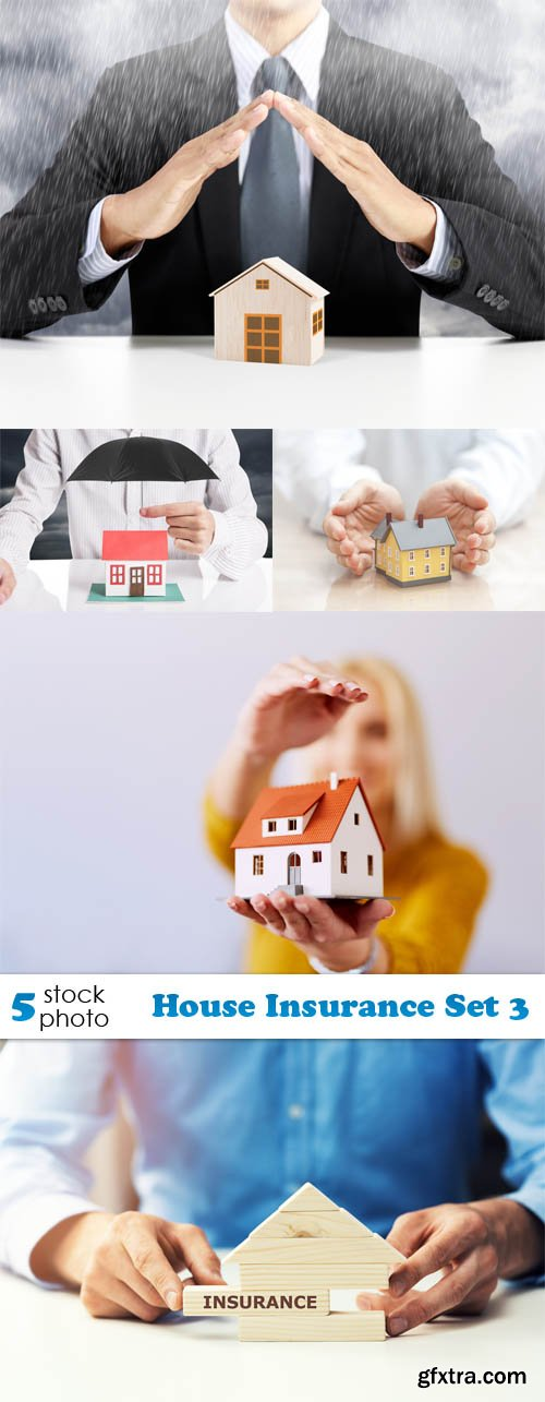 Photos - House Insurance Set 3