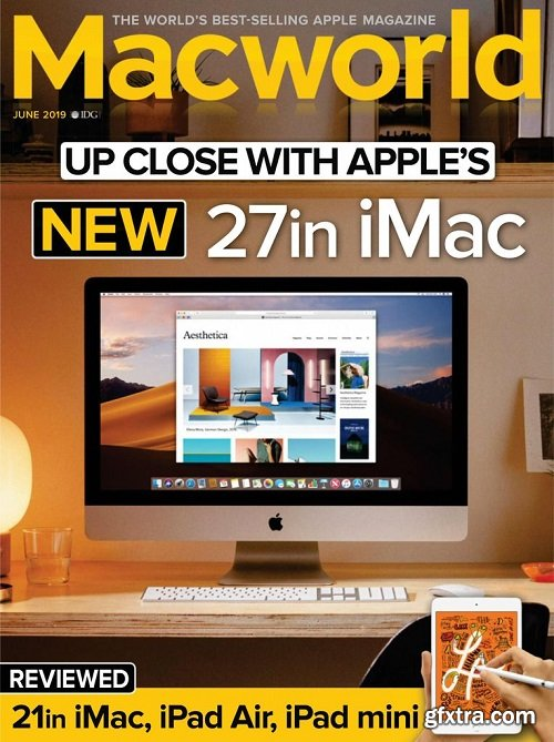 Macworld UK - June 2019