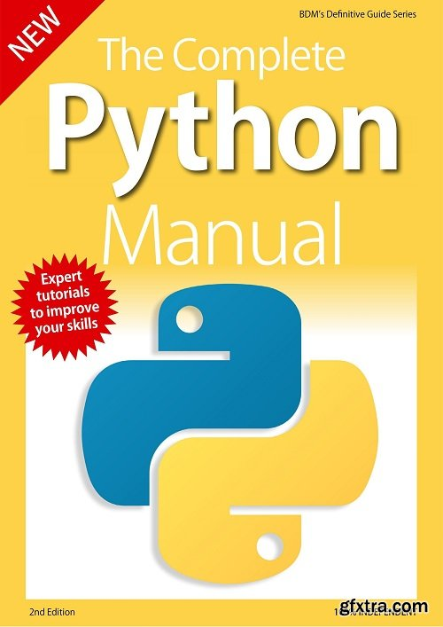 The Complete Python Manual – 2nd Edition 2019