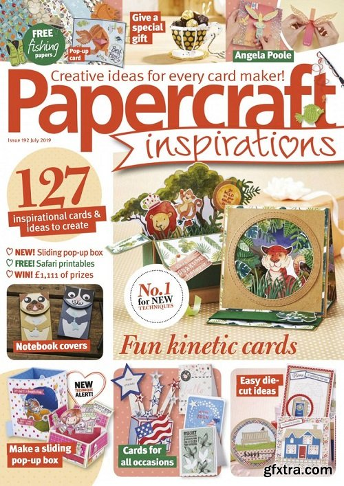 PaperCraft Inspirations - Issue 192, 2019