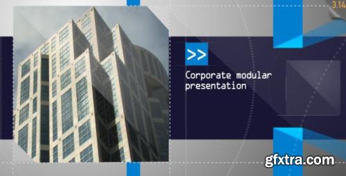 VideoHive Corporate Modular Presentation 1065117