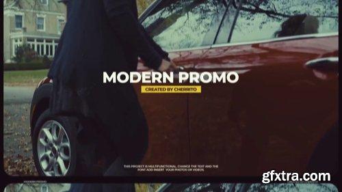Modern Promo 225998