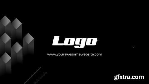 Logo Glitch Cubes Reveal 225987