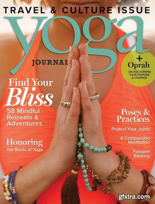 Yoga Journal USA - May 2019