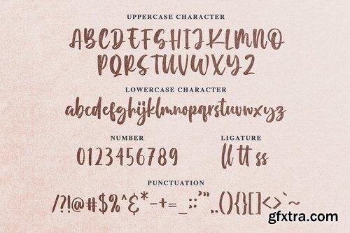 Raykins Font