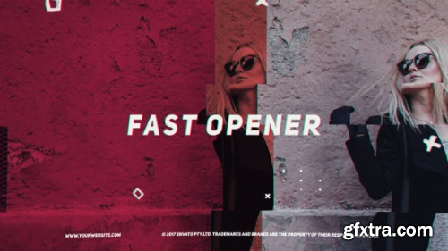 VideoHive Fast Opener 21527902