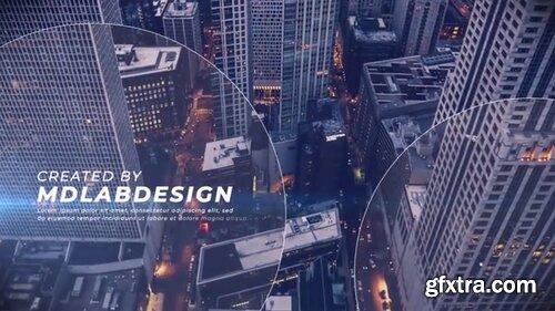 Pond5 - Circle Corporate Slideshow - 091088616