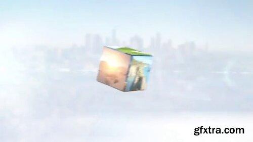 Pond5 - Cube Logo Reveal - 091248037