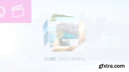 Pond5 - Cube Logo Reveal Apple Motion And Final Cut - 091248051