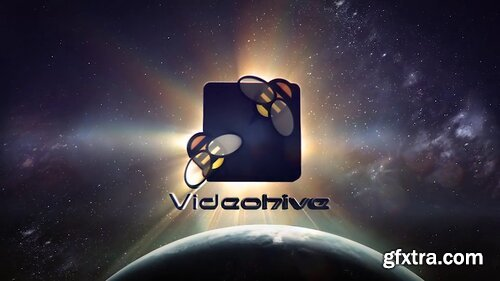 Videohive - Earth Sun Logo - 22638130
