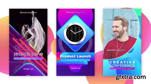 Videohive - Instagram Stories - 22703203