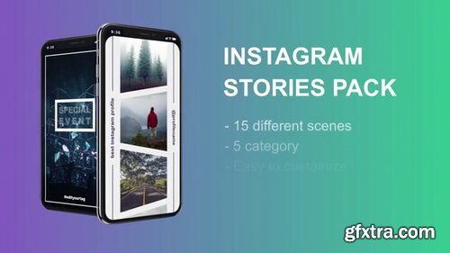 Pond5 - Instagram Stories Pack - 091868911