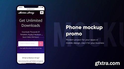 Mobile Mockup Promo 226574