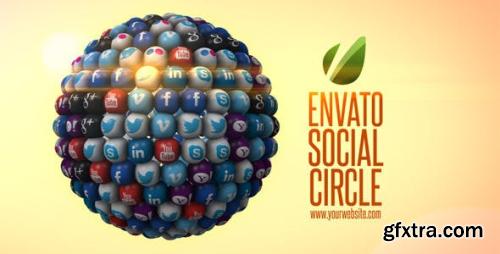 VideoHive Social Sphere 425941
