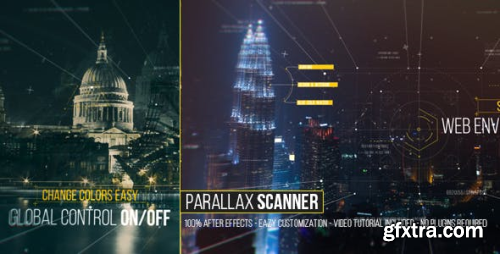 VideoHive Parallax Scanner 18152998