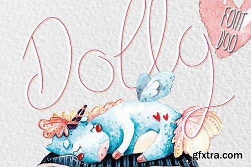 CM - Dolly Font 2465962
