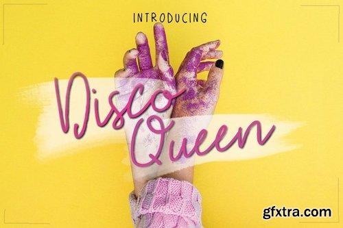CM - Disco Queen Font 2183982