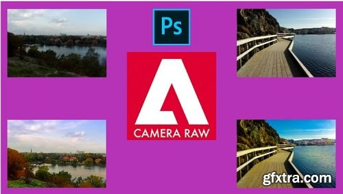 Photo editing in Camera Raw with Photoshop
