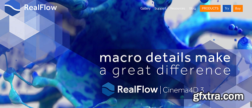 NextLimit RealFlow C4D 3.0.0.0020 [R17-R20] [WIN]