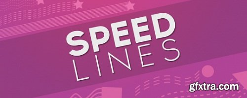 Aescripts Speed Lines 1.3 for After Effects