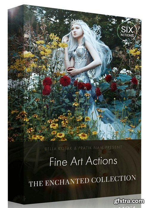 Fineartactions - THE ENCHANTED COLLECTION