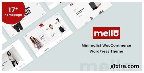 ThemeForest - Mella v1.2.6 - Minimalist Ajax WooCommerce WordPress Theme - 22809184