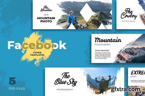 Facebook Cover PhotoMasks Template