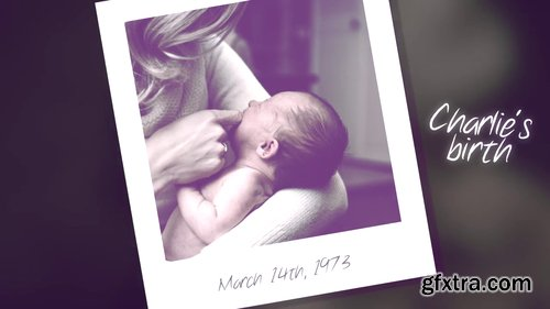 Memories Slideshow For Mother's Day 227178