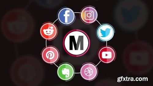 Multiple Social Media 227297