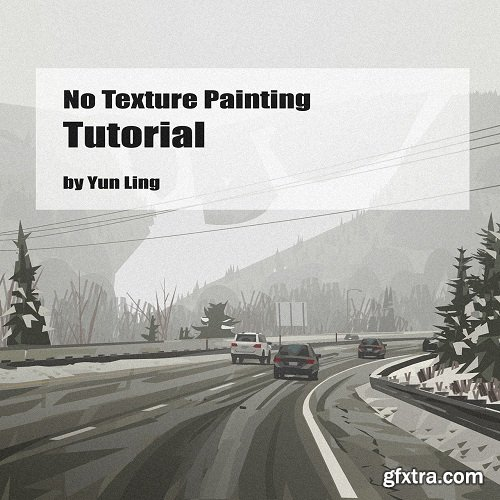 ArtStation Marketplace – No Texture Painting Tutorial