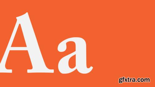 CreativeLive - Graphic Design Fundamentals: Type