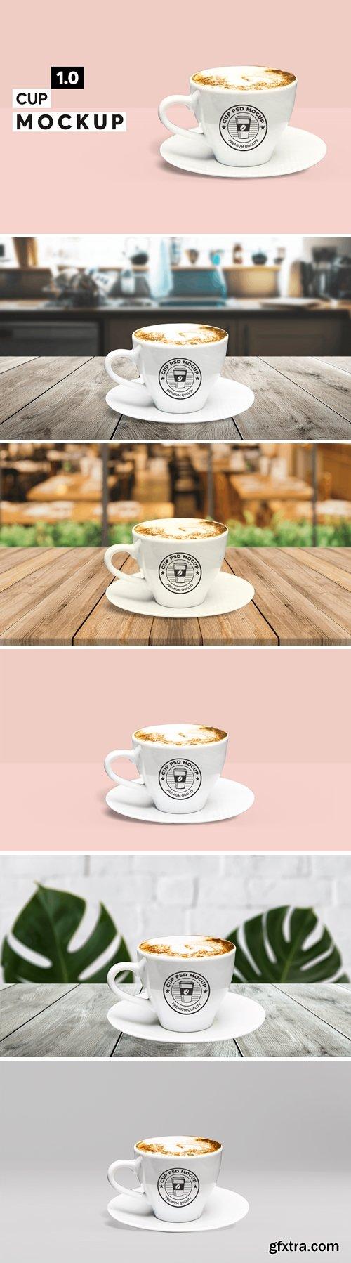 Cup Mockup 1.0
