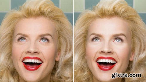 Frequency Separation for Portraits