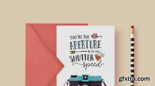 Greeting Cards in Photoshop