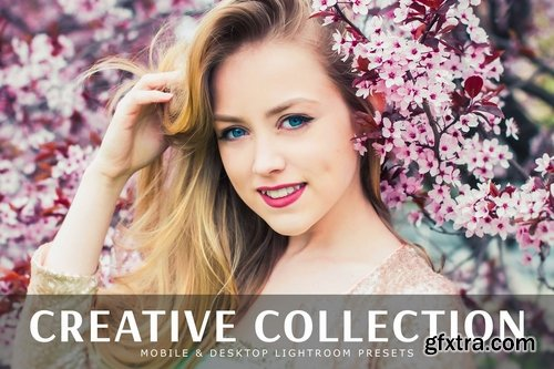 Creative Collection Mobile & Desktop Presets