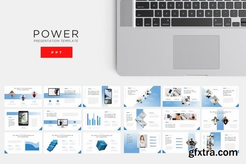 Power - Powerpoint Google Slides and Keynote Templates