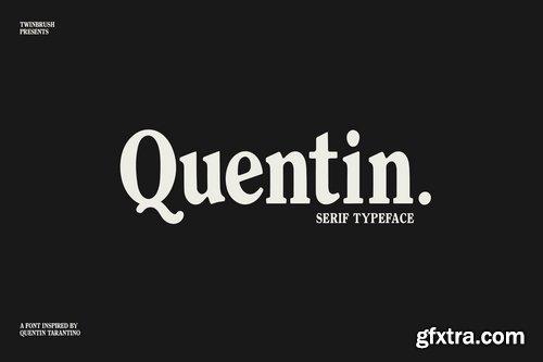 CM - Quentin Serif 3492030