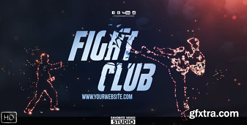 VideoHive Fight Club Broadcast Pack 20617589