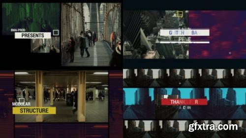 VideoHive Glitch Urban Opener 18194310
